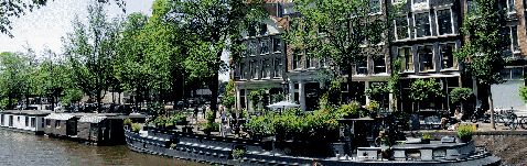 Jordaan Area Apartments