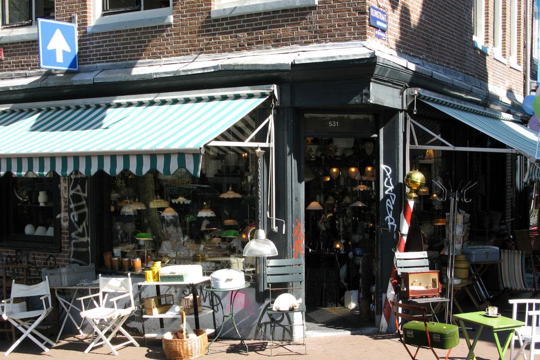 9 streets, shop Rijnstraat